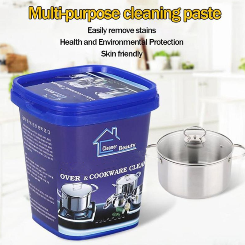 Oven&cookware cleaner Paste