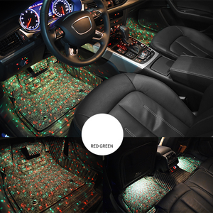 Car Interior Atmosphere LED Lights