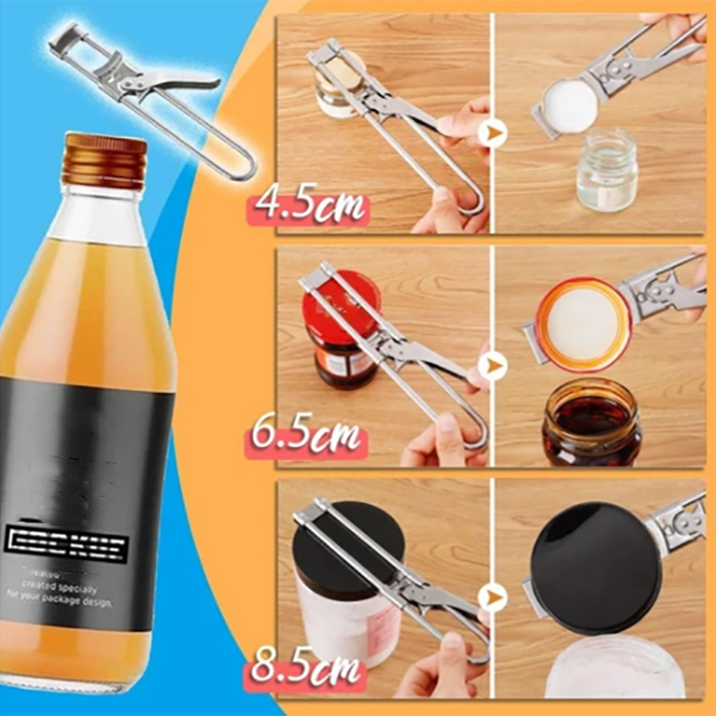 Adjustable Multifunctional Can Opener