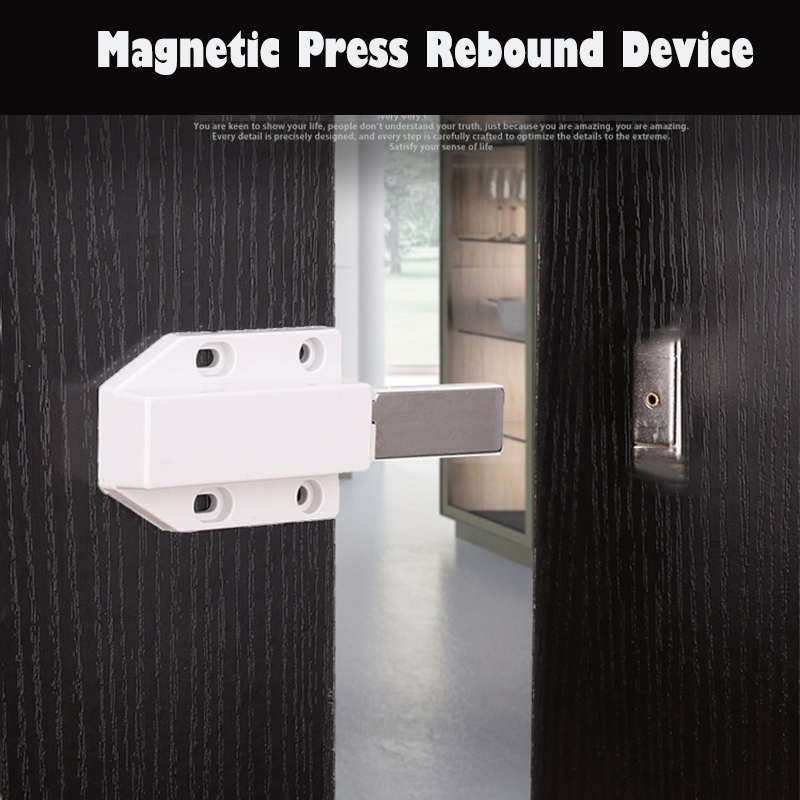 Magnetic Door Locker Closet Rebounder