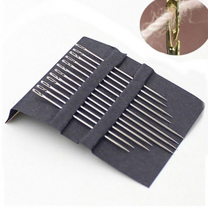 Self Threading Sewing Needle Case Storage