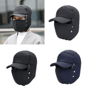 Winter Warm Hats Protection Face Hat