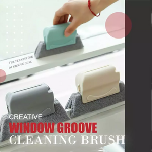 🎅Christmas Promotion🎅Window Groove Cleaning Brush