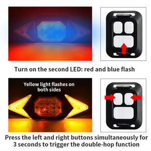 Bike Backlights LED Tail Light