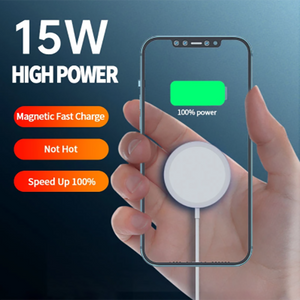 Wireless Magnetic Click Charger