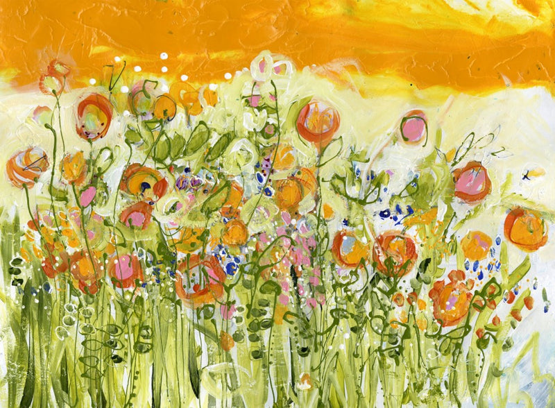 Blog: Is a Painting of Flowers Conceptual Art?