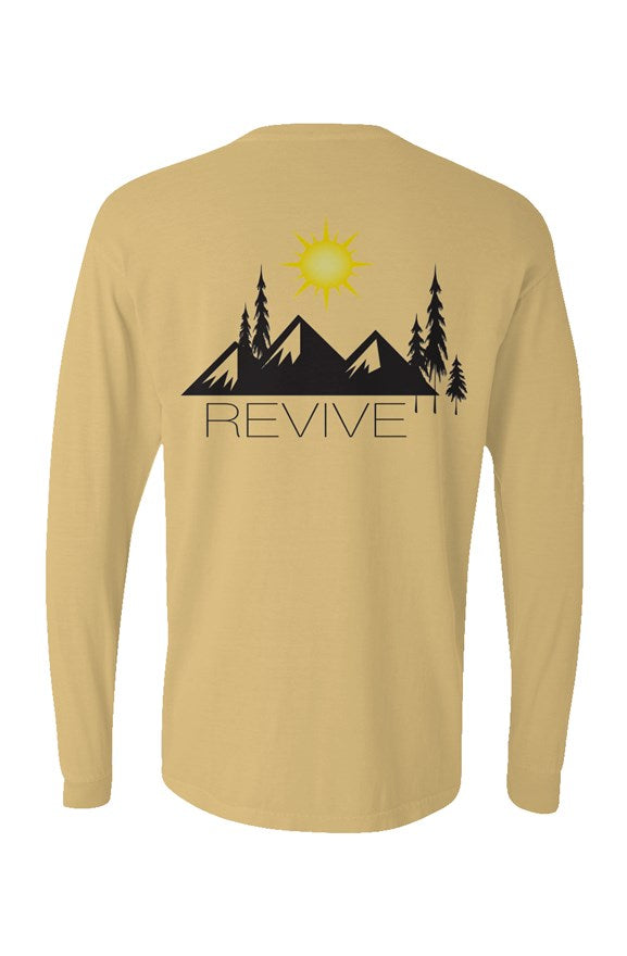 the revive butter long sleeve