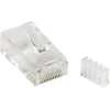 StarTech.com Cat.6 RJ45 Modular Plug for Solid Wire - 50 Pack