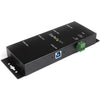 StarTech.com 4 Port Industrial USB 3.0 Hub - Mountable - Rugged USB Hub