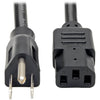 Tripp Lite Heavy-Duty Computer Power Cord