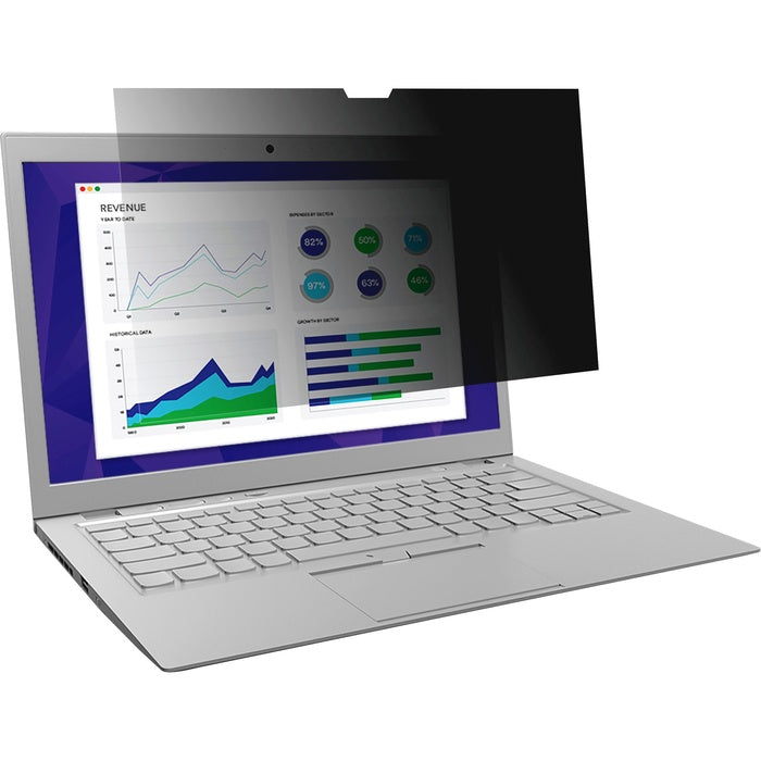 "3M Privacy Filter for 13.3"" Edge-to-Edge Widescreen Laptop"