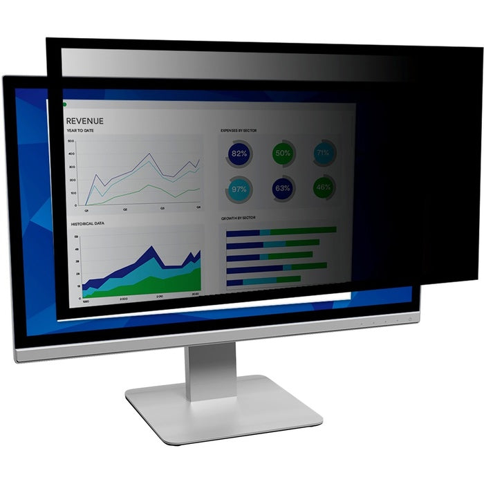 "3M Framed Privacy Filter for 19"" Standard Monitor"