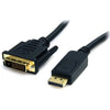 4XEM DisplayPort/DVI Video Cable Adapter