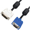4XEM DVI-D To VGA Adapter Cable - 6 Feet