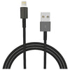 4XEM 15FT 5M Black charging data and sync Cable For Apple iphone 5 5s 6 6s 6plus 7 7plus