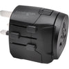 Kensington International Travel Adapter - Grounded (3-Prong) with Dual USB Ports