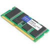 AddOn AA160D3SL/4G x1 Lenovo 03T6457 Compatible 4GB DDR3-1600MHz Unbuffered Dual Rank 1.5V 204-pin CL11 SODIMM