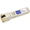 AddOn Calix 100-01661 Compatible TAA Compliant 10/100/1000Base-TX SFP Transceiver (Copper, 100m, RJ-45, Rugged)