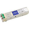 AddOn Calix 100-01665-C Compatible TAA Compliant 1000Base-ZX SFP Transceiver (SMF, 1550nm, 120km, LC)