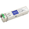 AddOn AdTran Compatible TAA Compliant 10GBase-BX SFP+ Transceiver (SMF, 1270nmTx/1330nmRx, 40km, LC, DOM)