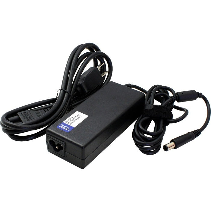 AddOn Dell 331-5817 Compatible 130W 19.5V at 6.7A Laptop Power Adapter and Cable