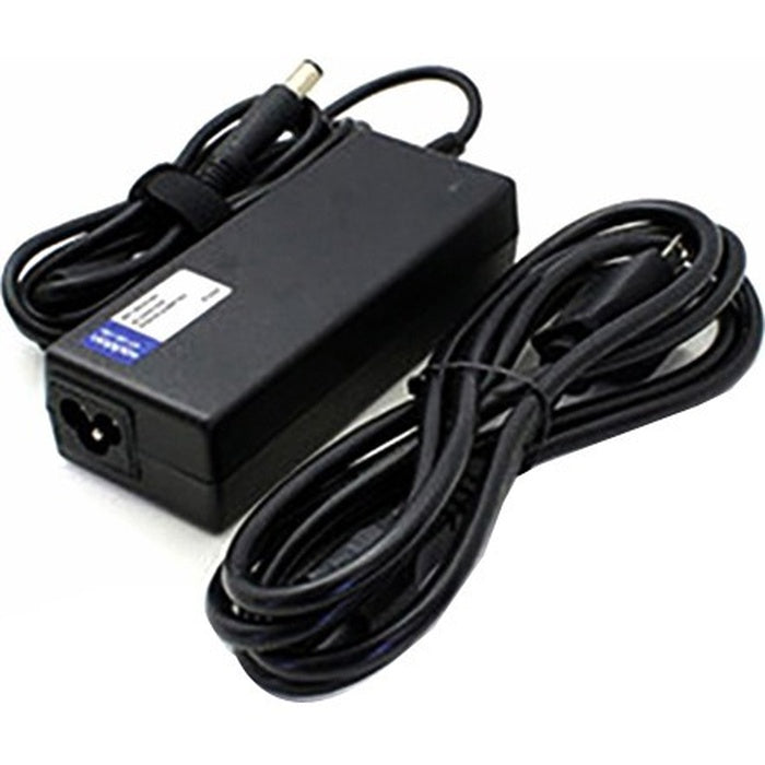 AddOn Dell 332-1834 Compatible 90W 19.5V at 4.62A Laptop Power Adapter and Cable