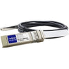 AddOn Dell 470-11430 Compatible TAA Compliant 10GBase-CU SFP+ to SFP+ Direct Attach Cable (Passive Twinax, 3m)