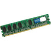 AddOn AM1333D3DR8VEN/4G x1 JEDEC Standard Factory Original 4GB DDR3-1333MHz Unbuffered ECC Dual Rank x8 1.35V 240-pin CL9 Very Low Profile UDIMM