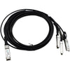 Axiom QSFP+ to 4 SFP+ Passive Twinax Cable 7m