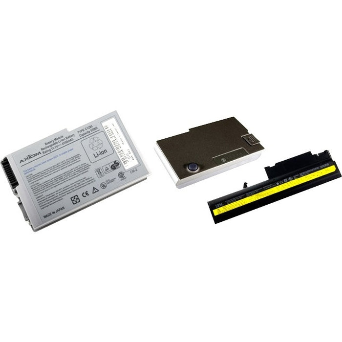 Axiom LI-ION 8-Cell Battery for HP # DG103A, 336962-001, 337607-001, 337607-002