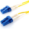 Axiom LC/LC Singlemode Duplex OS2 9/125 Fiber Optic Cable 1m