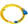 Axiom LC/SC Singlemode Duplex OS2 9/125 Fiber Optic Cable 10m
