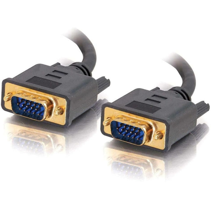 C2G 25ft Flexima VGA Monitor Cable M/M - In-Wall CL3-Rated