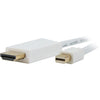 Comprehensive Mini DisplayPort Male to HDMI Male Cable 3ft