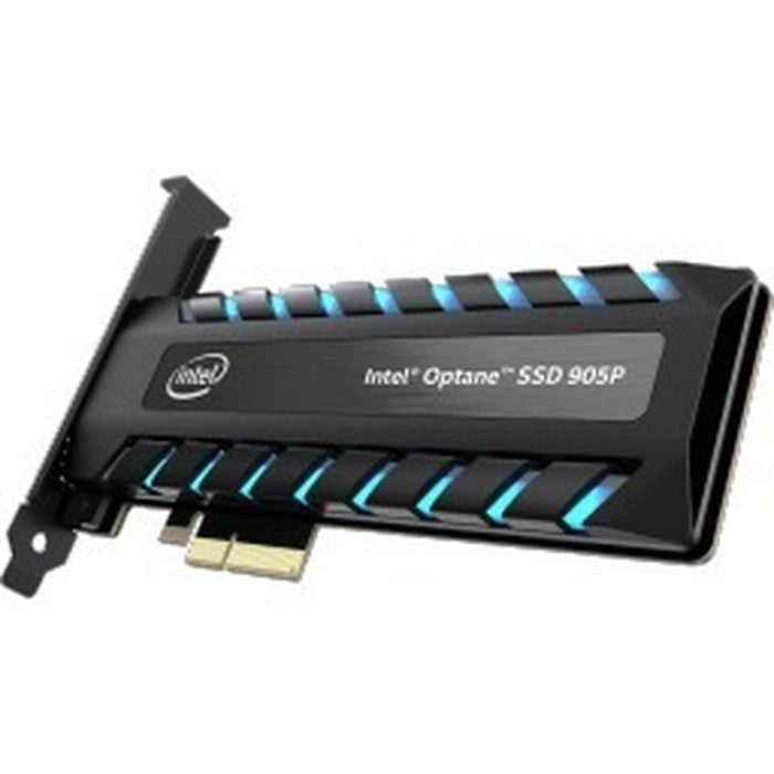 Intel Optane 905P 960 GB Internal Solid State Drive - PCI Express - Plug-in Card