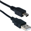 QVS Micro-USB Sync & Charger High Speed Cable