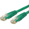 StarTech.com 20 ft Green Molded Cat 6 Patch Cable - ETL Verified