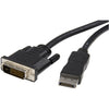 StarTech.com 10 ft DisplayPort to DVI Video Adapter Converter Cable - M/M