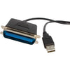 StarTech.com Parallel printer adapter - USB - parallel - 10 ft
