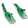 StarTech.com 15 ft Green Snagless Cat6 UTP Patch Cable