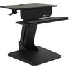 Tripp Lite WorkWise Sit Stand Desktop Workstation Height Adjustable Standing Desk