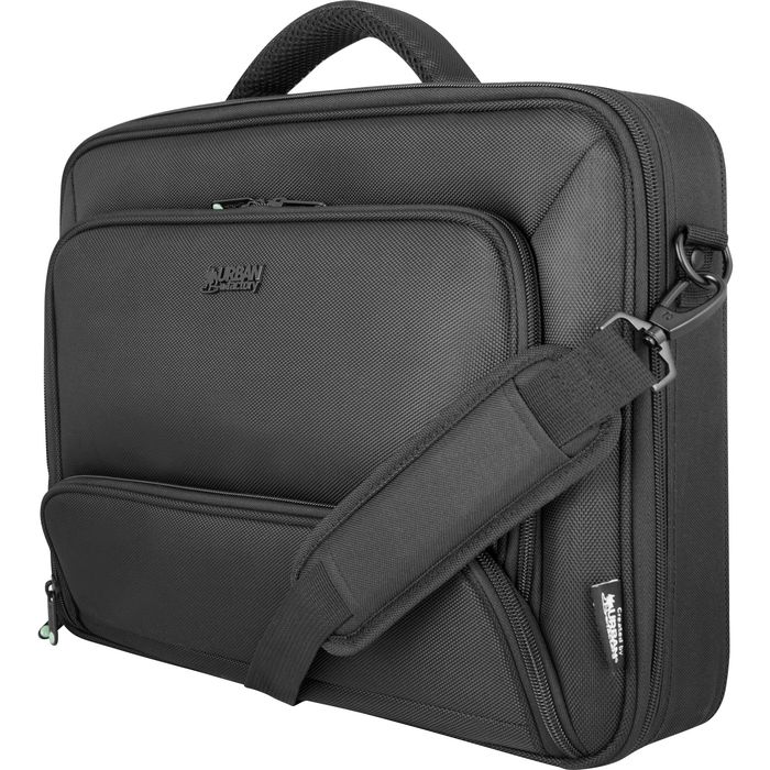 "Urban Factory MIXEE MXC15UF Carrying Case for 15.6"" Notebook - Black"
