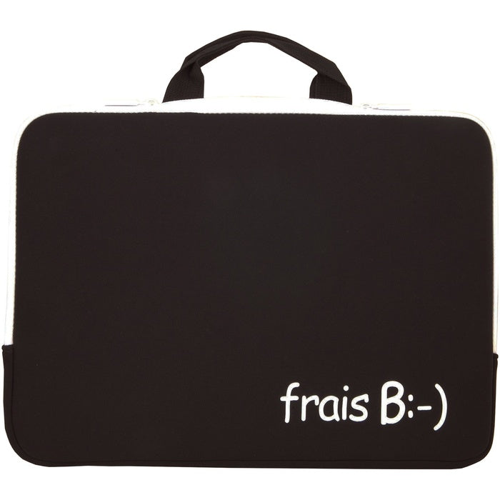 "Urban Factory Carrying Case (Sleeve) for 15"" Notebook - Black"