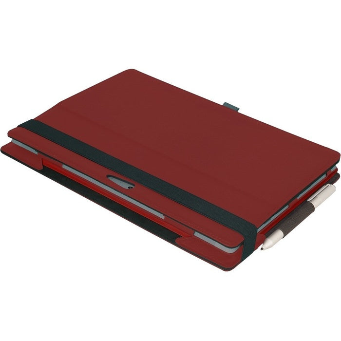 Urban Factory Elegant SUR44UF Keyboard/Cover Case (Folio) Tablet - Red