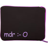 "Urban Factory Carrying Case (Sleeve) for 10"" Tablet PC - Purple"