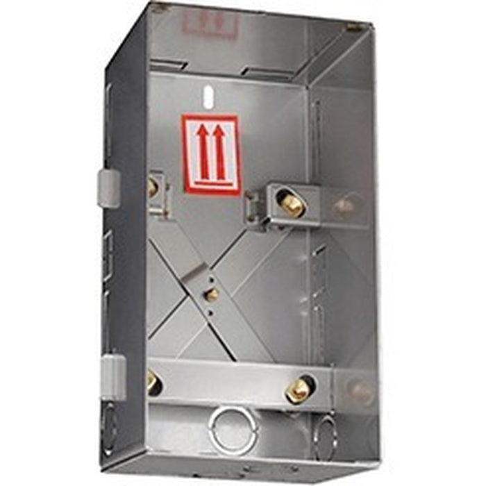 2N IP FORCE/SAFETY FLUSH BOX -