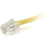 14FT CAT5E YLW NONBOOTED UTP - CABLE