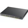 XGS2210-52HP 48PORT GIGABIT POE - L2 MANAGED 4 SFP+ 10G 375W