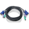 PS/2 VGA KVM CABLE DESIGNED - TO DELIVER SUPERB VIDEO QUALITY