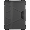 11IN BLK PRO-TEK ROTATING CASE - FOR IPAD PRO